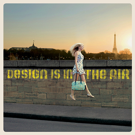 affiche Design week Paris 2013