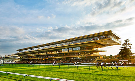 Hippodrome Paris Longchamps