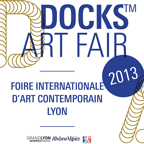 docks art fair lyon 2013