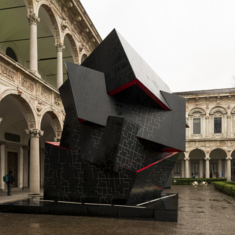 Sculpture Libeskind