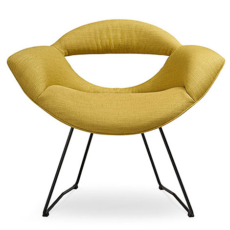 Fauteuil Rumi - Knoll