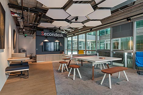 Secondesk Colombes