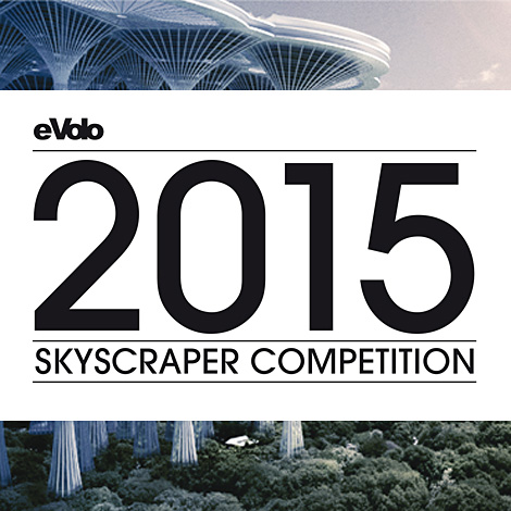 Skyscraper Evolo 2015