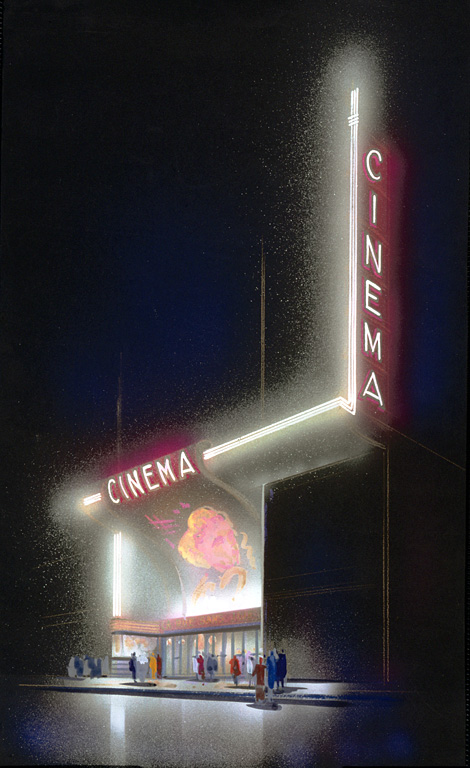 cinema art déco