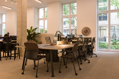 Showroom Herman Miller