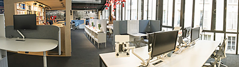Artdesk showroom