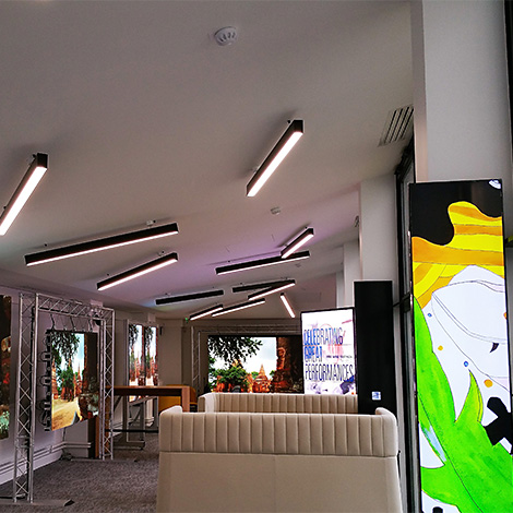 showroom SIDEV