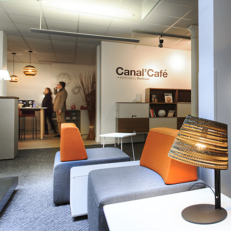 WorkCafé / Steelcase